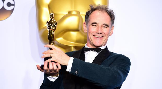 Sir Mark Rylance has added a knighthood to his many awards