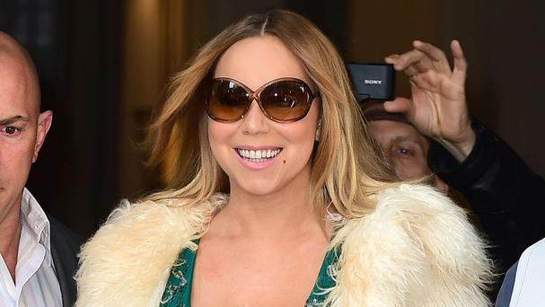 Mariah Carey attempted to shrug off the problems with a post on Twitter