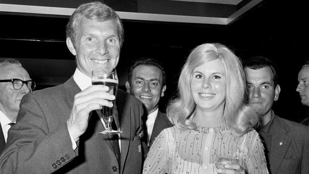 Bobby and Tina Moore got married in 1962