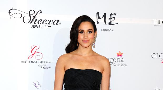 Meghan Markle whose father is