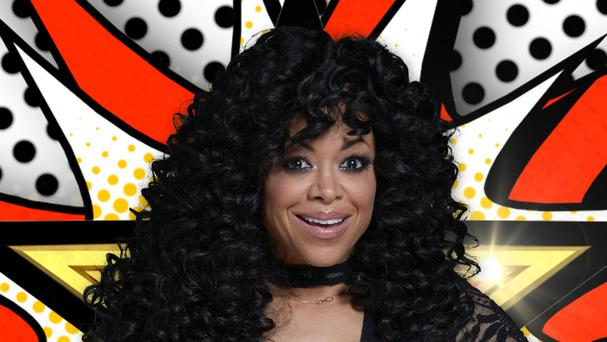 Stacy Francis, one of the contestants in the latest series of Celebrity Big Brother.