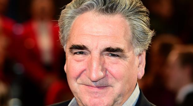 Jim Carter played Carson the butler in Downton Abbey