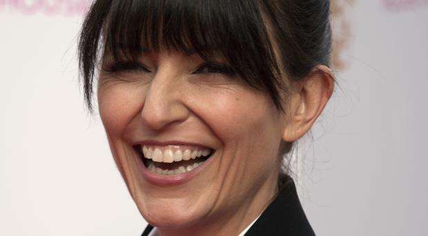 Davina McCall discussed her past battle with heroin addiction