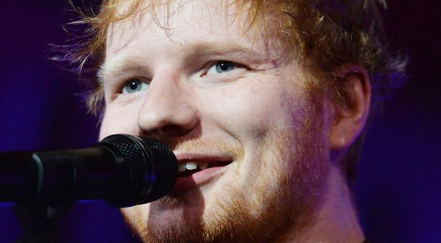 New material from Ed Sheeran is due to be released on Friday