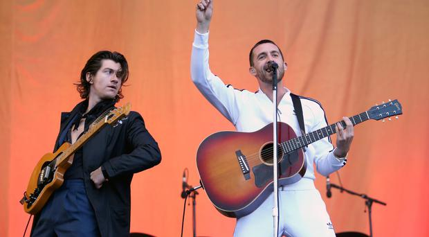 The Last Shadow Puppets released their second album early last year