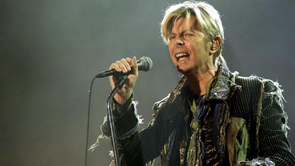 The singer died on January 10 2016, days after turning 69 and the release of his final album