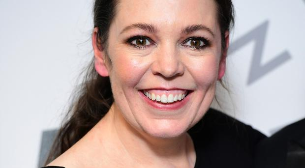 Olivia Colman will put her award on the mantelpiece