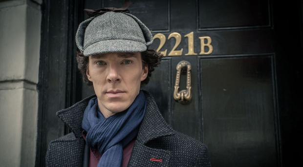 Sherlock is written and created by Steven Moffat and Mark Gatiss (BBC/PA)