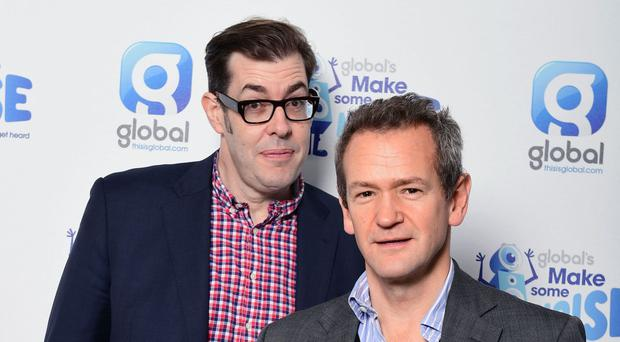 Richard Osman and Alexander Armstrong are the hosts of Pointless