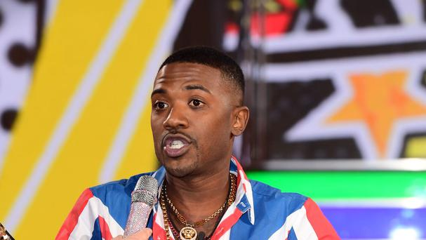 As Tuesday night's episode ended, the reality programme announced that 'Ray J has left the Big Brother house'.