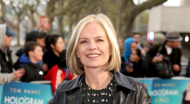 The programme will be presented by Mariella Frostrup, pictured, and the Rev Richard Coles