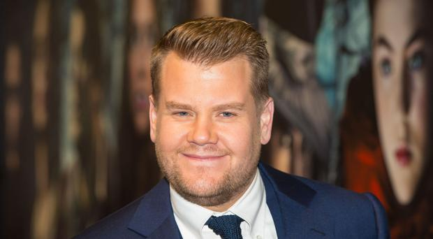 James Corden named Pierce Brosnan as a celebrity who had been rude to him at a party