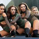 Little Mix will take to the stage at the Brits ceremony at The O2 in London on February 22