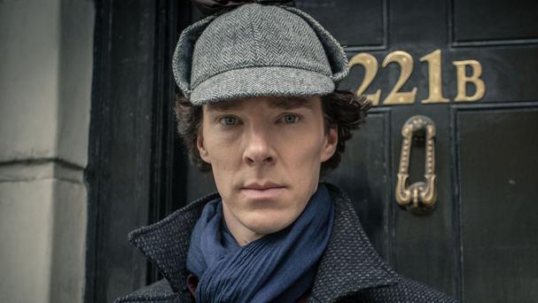Benedict Cumberbatch's Sherlock has a sister, the show revealed in a new twist (BBC/PA)