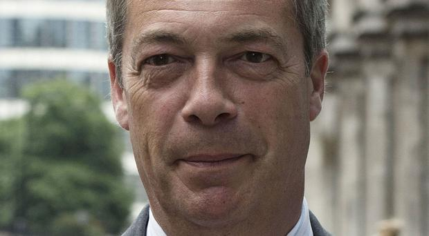 Nigel Farage will be interviewed by Piers Morgan on his Life Stories TV show