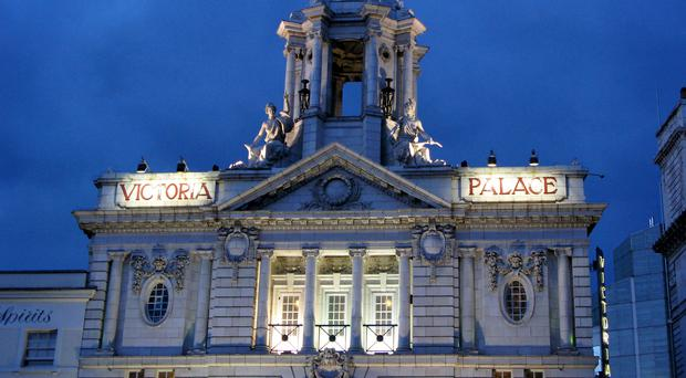 The show will take the stage at the Victoria Palace Theatre in central London