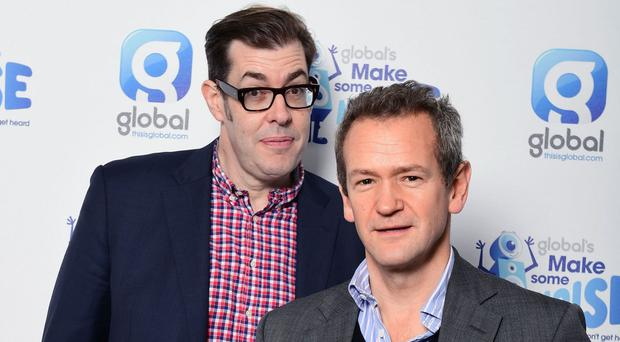 The presenters switched roles to mark the show's 1000th episode