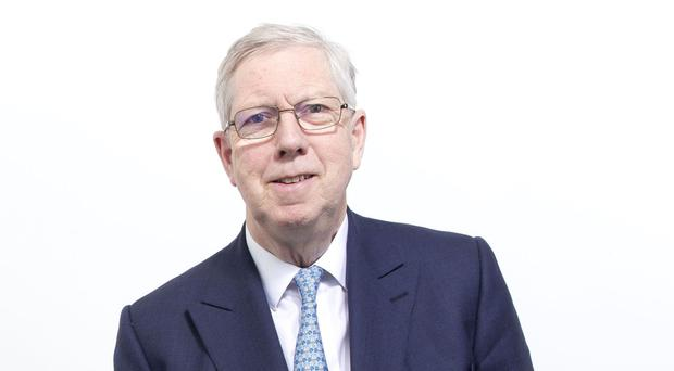 Sir David Clementi was speaking at a hearing before his official appointment