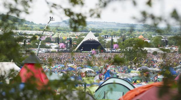 Emily Eavis insisted that the festival would remain at Worthy Farm in Somerset