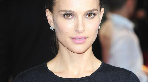 Black Swan star Natalie Portman said women needed to take the initiative to aim for top leadership roles