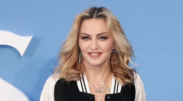 Madonna's picture of herself as the Statue of Liberty and Donald Trump as King Kong has been shared thousands of times