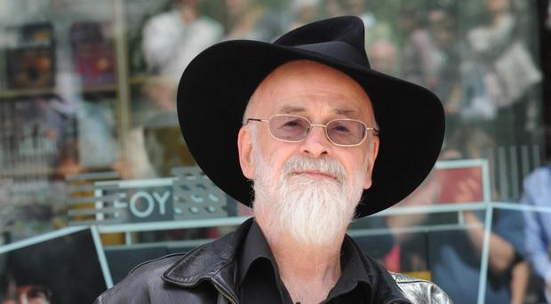 Sir Terry Pratchett co-wrote Good Omens almost 30 years ago with Neil Gaiman