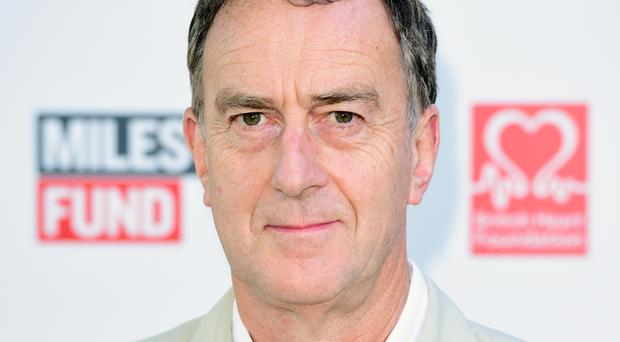 Angus Deayton is the new host of Bake Off: Creme De La Creme