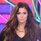 Chloe Ferry leaves the Celebrity Big Brother House