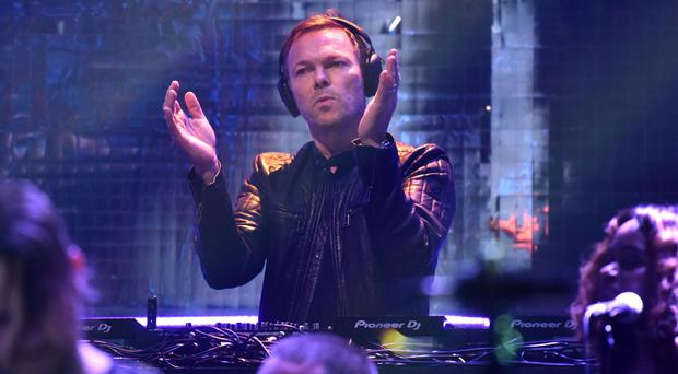DJ Pete Tong is on course to chalk up his first number one album