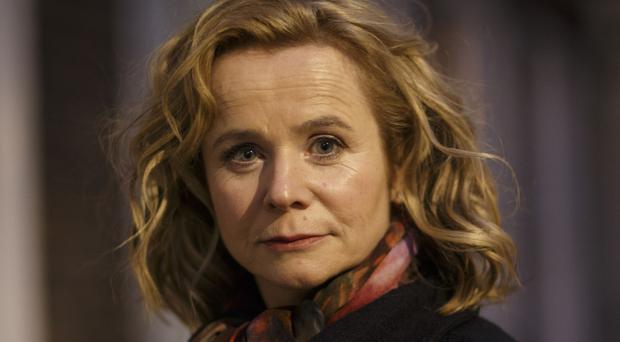 Emily Watson has said she felt 'traumatised' in the aftermath of filming the scene (BBC/PA)