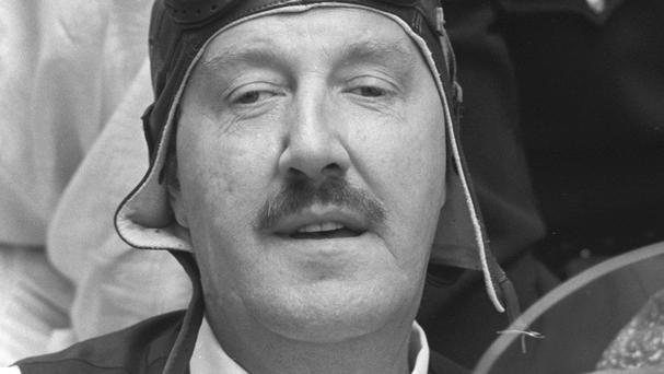 Gorden Kaye played Rene Artois in 'Allo 'Allo!