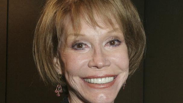 Tributes have been paid to Mary Tyler Moore (AP)