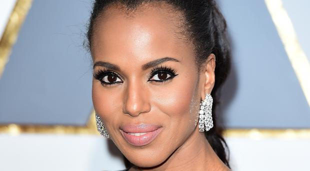 Kerry Washington at last year's Academy Awards