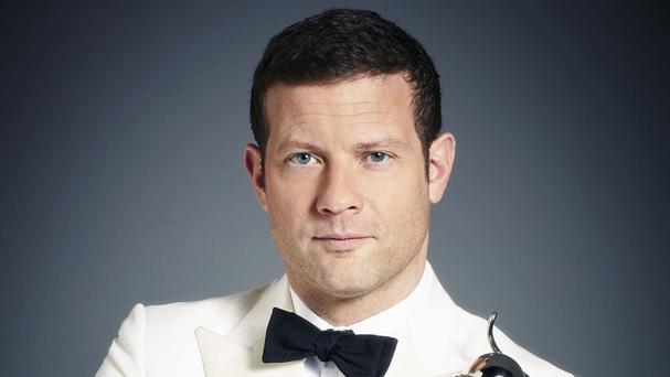 Dermot O'Leary hosted the event
