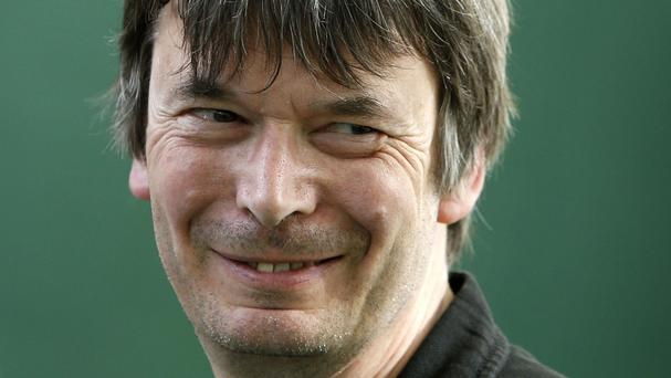 Ian Rankin said he was not a team player