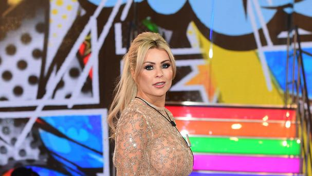 Nicola McLean is one of the Celebrity Big Brother contestants up for eviction on Sunday night.