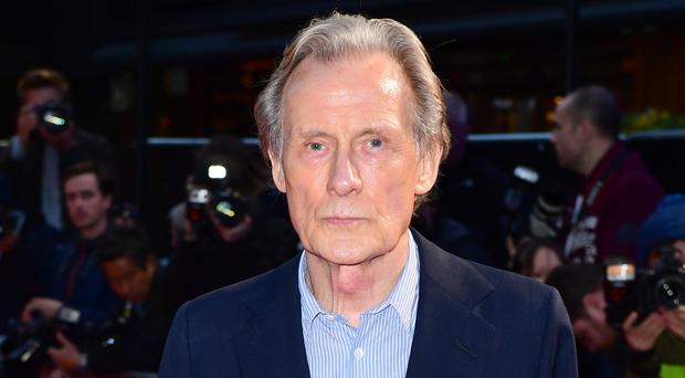 Bill Nighy received the special award for services to radio drama