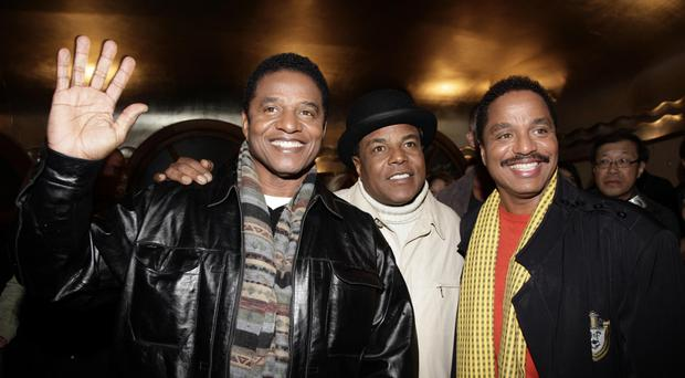 The Jacksons will perform at Blenheim Palace