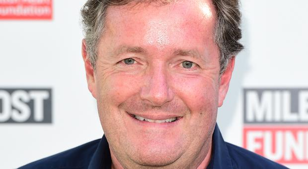 Piers Morgan has a long-standing friendship with Donald Trump