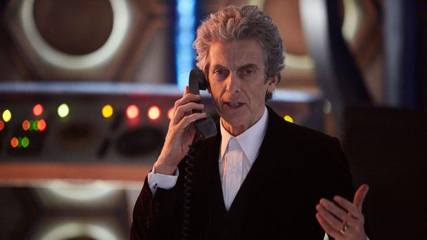 Peter Capaldi Ending Doctor Who Run After Christmas Special