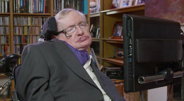 Professor Stephen Hawking has signed up to appear on the BBC's Red Nose Day