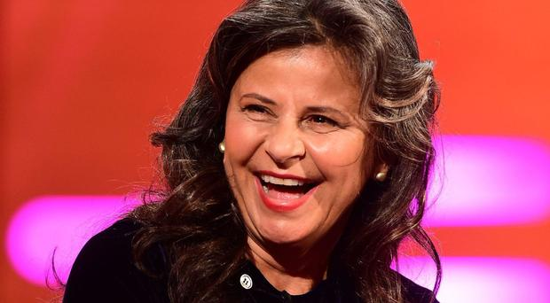 Tracey Ullman said she berated Michael Palin about the lack of women in Monty Python