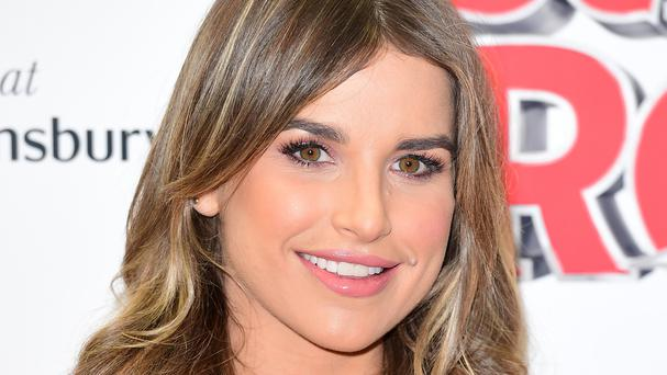 Model Vogue Williams pulls out of The Jump