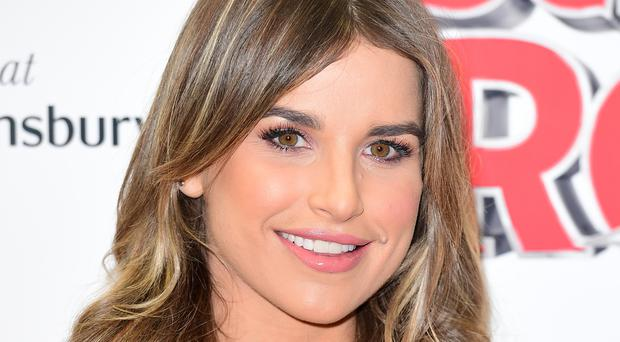Vogue Williams hopes to compete next year