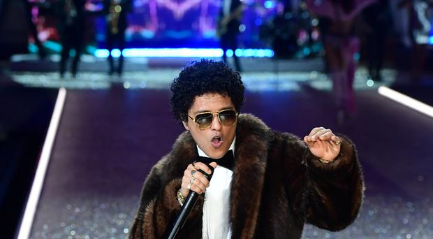 Bruno Mars will perform at the ceremony
