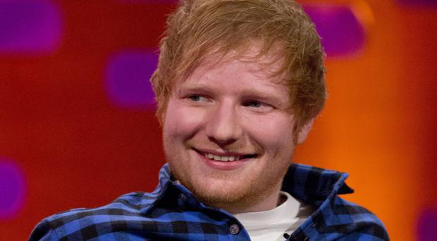 Ed Sheeran took a year out from the music business
