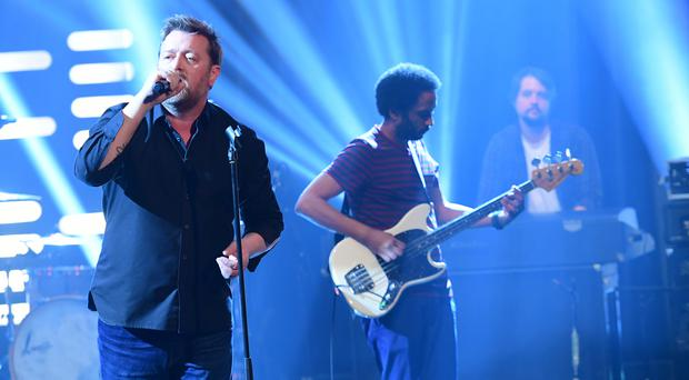 Elbow are set for a second chart-topping album with Little Fictions, given sales and streams