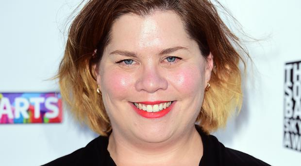 Katy Brand is taking part in a charity trip across East Africa to deliver crucial supplies for Comic Relief