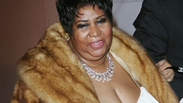 Aretha Franklin, seen here in 2013, is to retire from performing