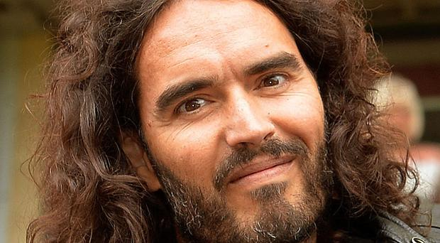 Russell Brand told staff he might be back for a hair cut